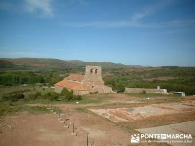 Yacimiento Arqueológico Celtibérico y Romano de Tiermes; viajes junio; viajes mayo